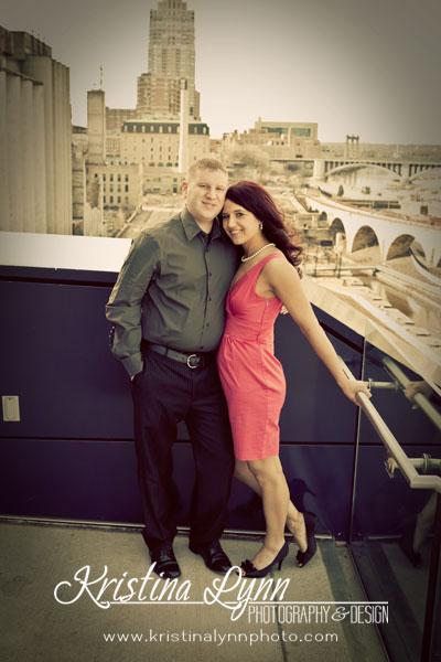 Engagement Portrait Session Minneapolis