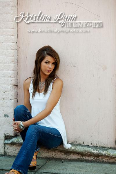 outdoor senior portrait session Stillwater MN