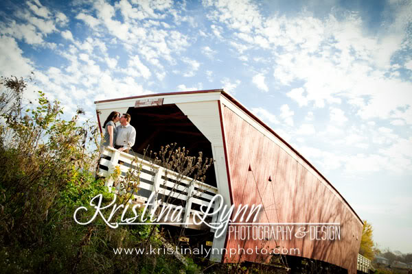 on location engagement portrait session Iowa Twin Cities MN