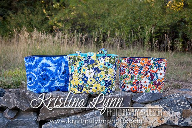 Mama Mahoney Creations custom fabric handbags photographed by Kristina Lynn Photography & Design based in Denver, CO