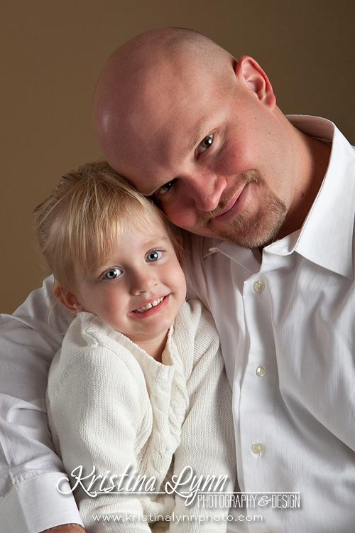 Denver based portrait photographer Kristina Lynn Photography & Design shares a family session