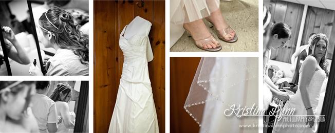 Denver wedding photographer Kristina Lynn Photography & Design photographs a beautiful wedding at the Iowa State University campus.