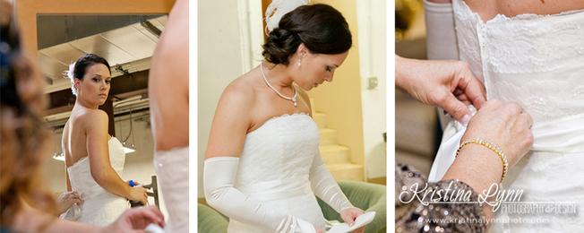 Classic and elegant wedding captured by Denver photographer Kristina Lynn Photography & Design.