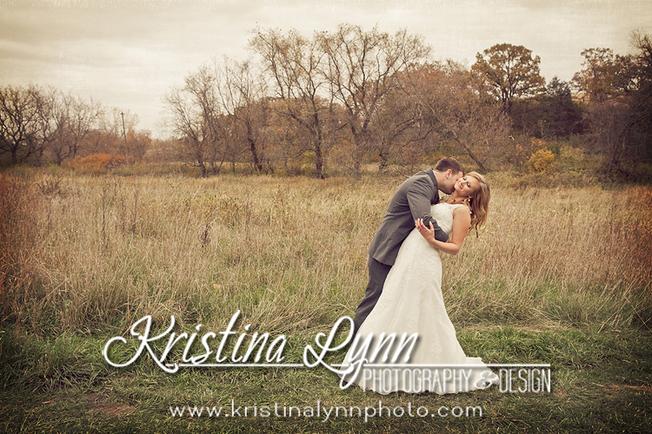 A rustic chic wedding captured by Denver photographer Kristina Lynn Photography & Design