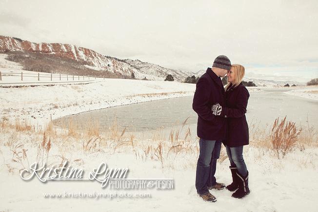 Photo Session at Arrowhead Golf Course with Denver Photographer Kristina Lynn Photography & Design