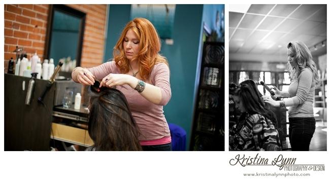 Model photo session by Denver Photographer Kristina Lynn Photography & Design