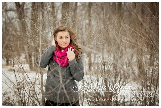 Senior Photo Session by Denver Photographer Kristina Lynn Photography & Design