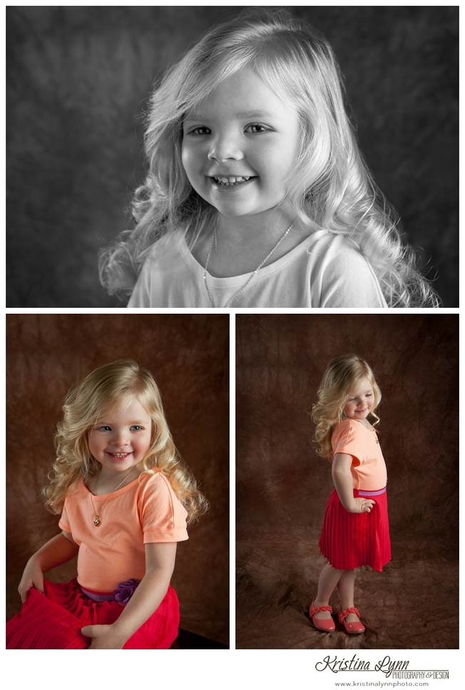 Kids photo session by Denver photographer Kristina Lynn Photography & Design