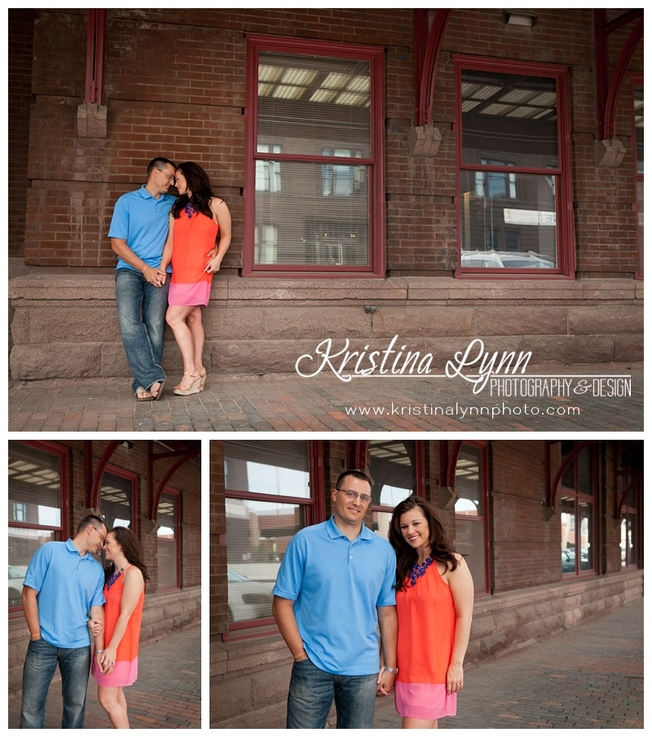 A midwest urban engagement session in Downtown Des Moines, Iowa by Denver Colorado based photograher Kristina Lynn Photography & Design.A midwest urban engagement session in Downtown Des Moines, Iowa by Denver Colorado based photograher Kristina Lynn Photography & Design.