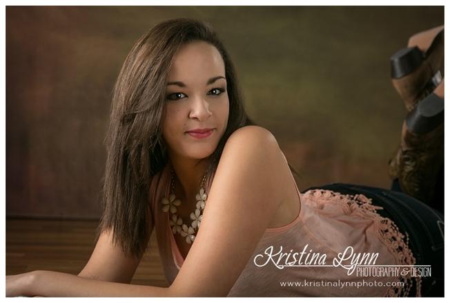 High fashion photos by Denver high school senior photographer Kristina Lynn Photography & Design