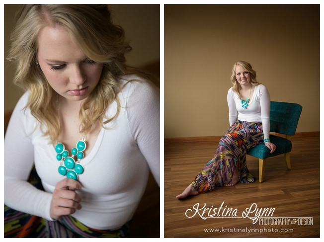 High school senior photography session by Littleton photographer Kristina Lynn Photography & Design