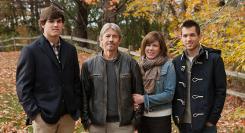 Family portrait client shares the love for Denver, Colorado portrait photographer Kristina Lynn Photography & Design.