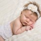 Sleeping newborn baby photo by Highlands Ranch photographer Kristina Lynn Photography & Design