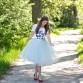 High Fashion high school senior girl photo shoot with Kristina Lynn Photography & Design. Clothing by Patterns & Pops.