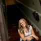 Urban downtown high school senior photo by Littleton photographer Kristina Lynn Photography & Design.