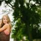 Outdoor high fashion high school senior photo shoot with Denver photographer Kristina Lynn Photography & Design.