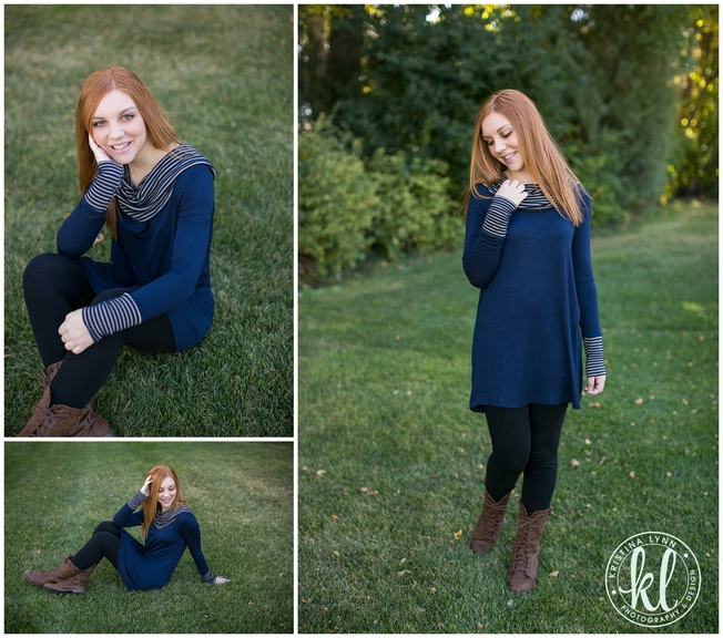 Soft knit sweaters are a perfect fall fashion staple for 2015. Photographed by Kristina Lynn Photography & Design.