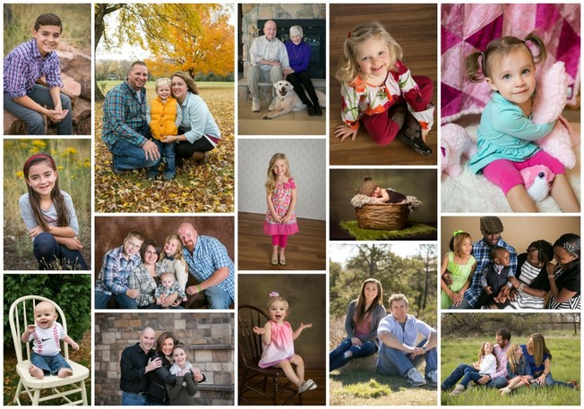 A look back at my newborn, children and family sessions of 2015 | Lone Tree photographer Kristina Lynn Photography & Design
