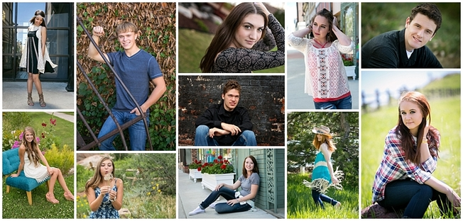 "Some schools have a ""contract photographer"" - what does that mean for your senior photos? Highlands Ranch photographer Kristina Lynn Photography & Design explains it all!"
