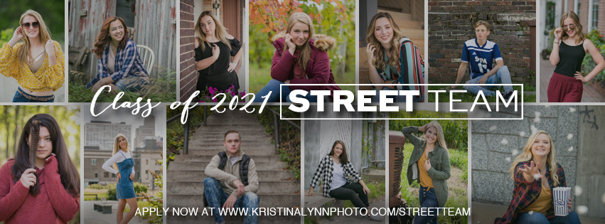 Apply to be a part of Kristina Lynn Photography & Design